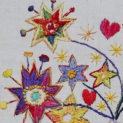 1/19f Weiterbildung Textil, Schwerpunkt Sticken